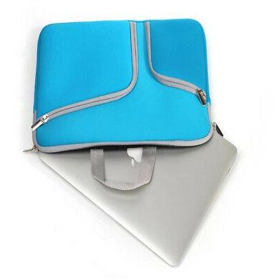 """Notebook Portable Laptop Sleeve Cover Bag 15"""""""