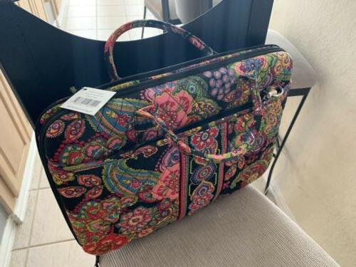 NWT Bradley Portfolio Laptop Bag Case RARE