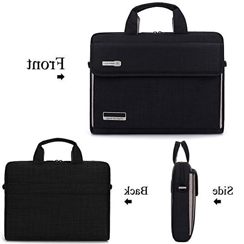 Brinch Unisex Sleeve Bag for 15 - 15.6-Inch Laptop MacBook Chromebook Computers