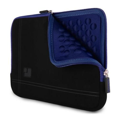 padded sleeve microsuede quilted cover