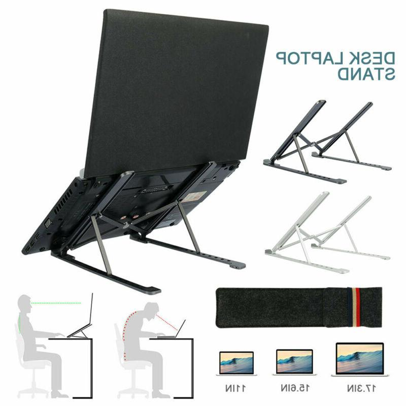 Portable Adjustable Notebook Table Stand Foldable Computer Desk
