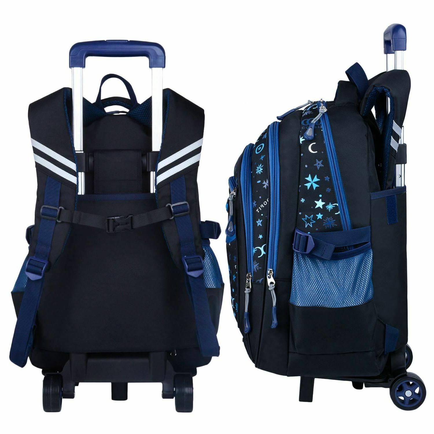 Rolling Laptop Wheeled Case Carry