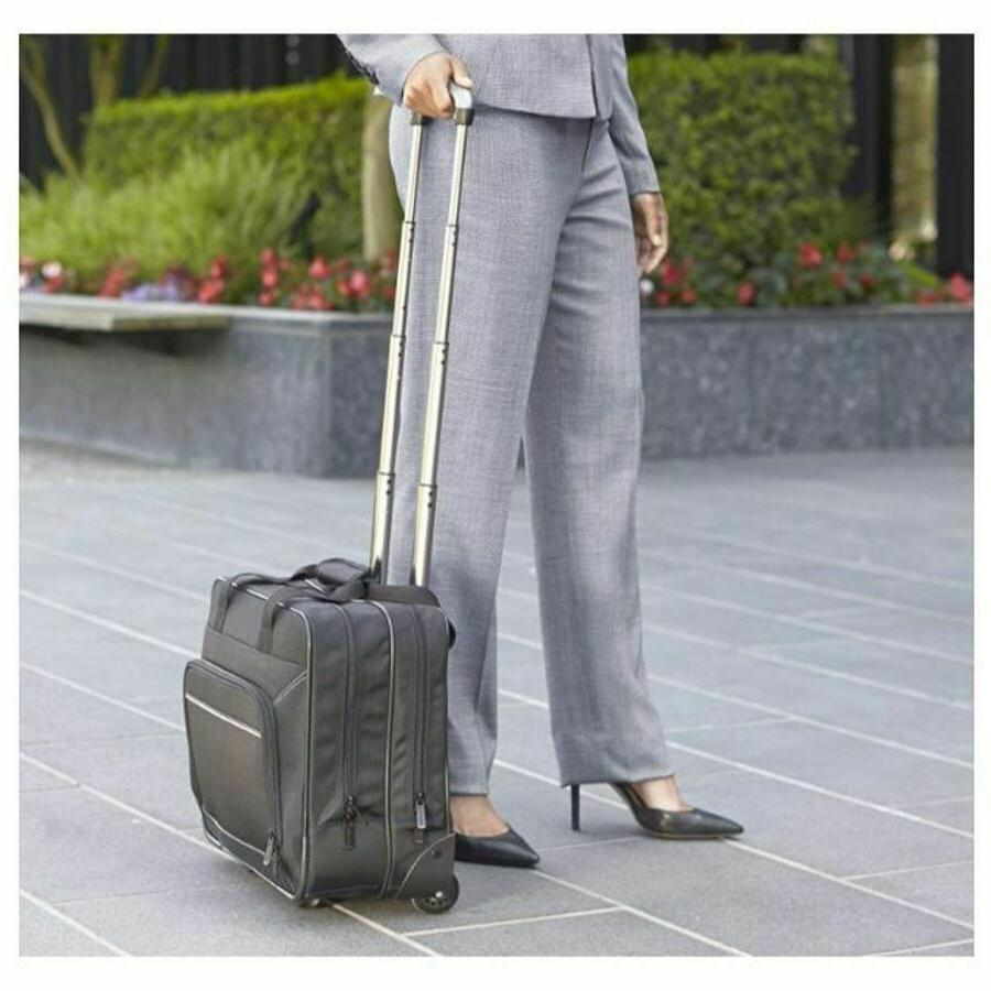 Rolling Computer Case Travel On