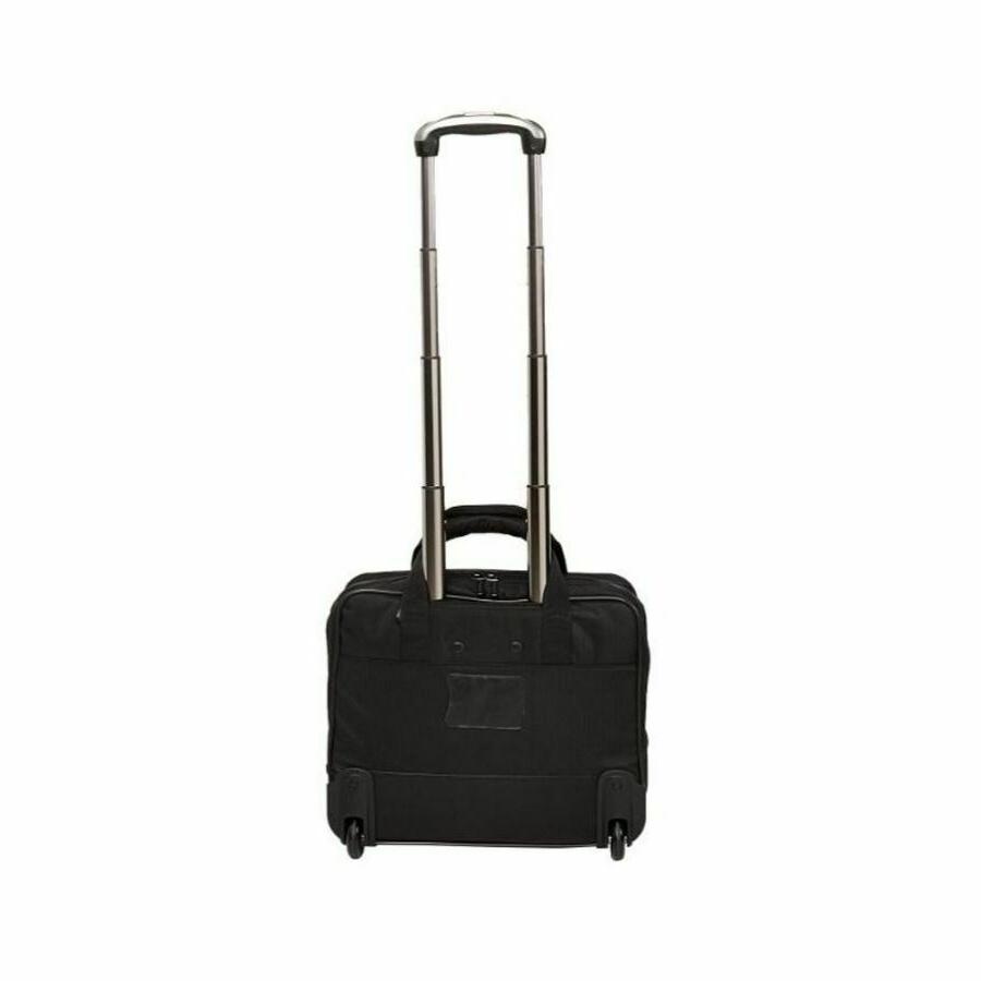 Rolling Wheeled Laptop Computer Case Business Travel Carry On