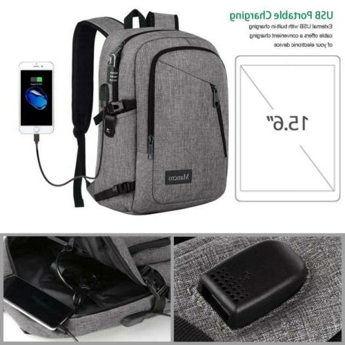 School Backpacks Anti Theft Bag