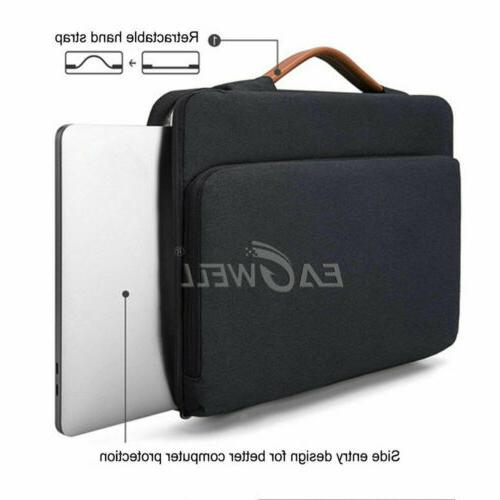 Laptop Computer Bag Notebook Cover Case Nylon Pouch Tablet iPad New