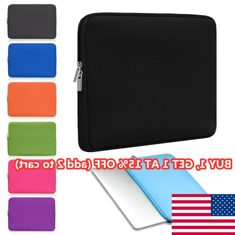 sleeve case cover laptop bag for macbook