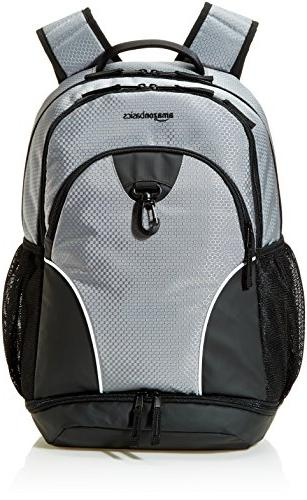 sports backpack grey