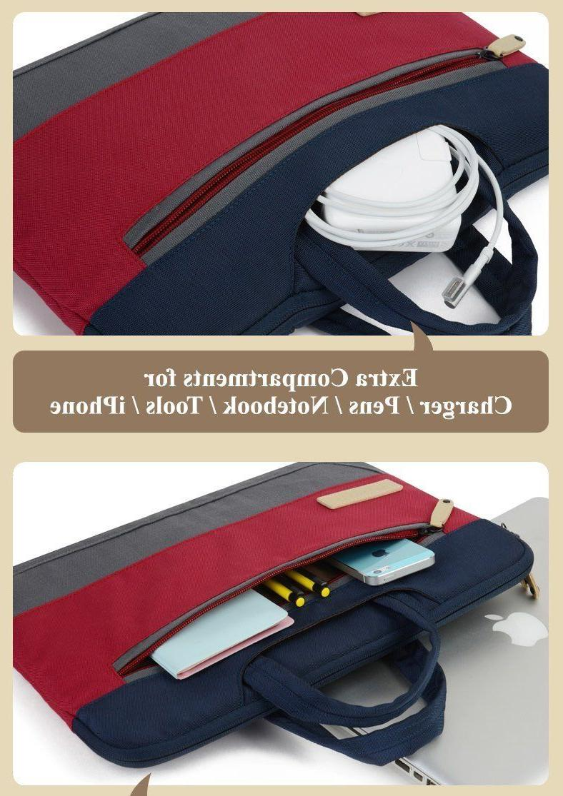 STYLE Laptop Carrying Bag Sleeve Case for MacBook Air 11 15