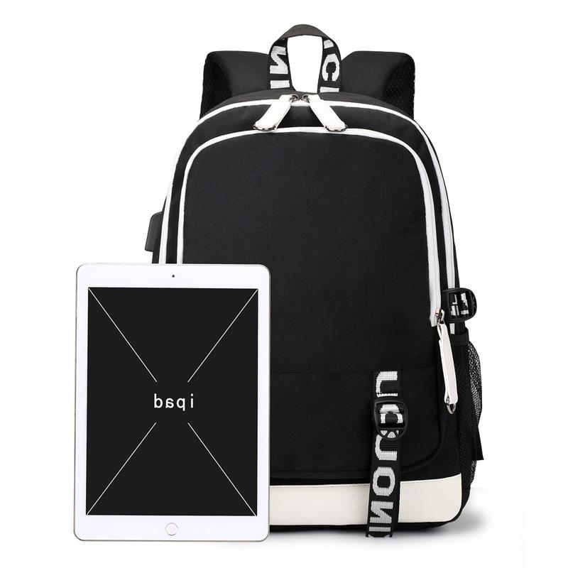 Superhero <font><b>Backpack</b></font> Bag Boys Women <font><b>Laptop</b></font> Bookbag