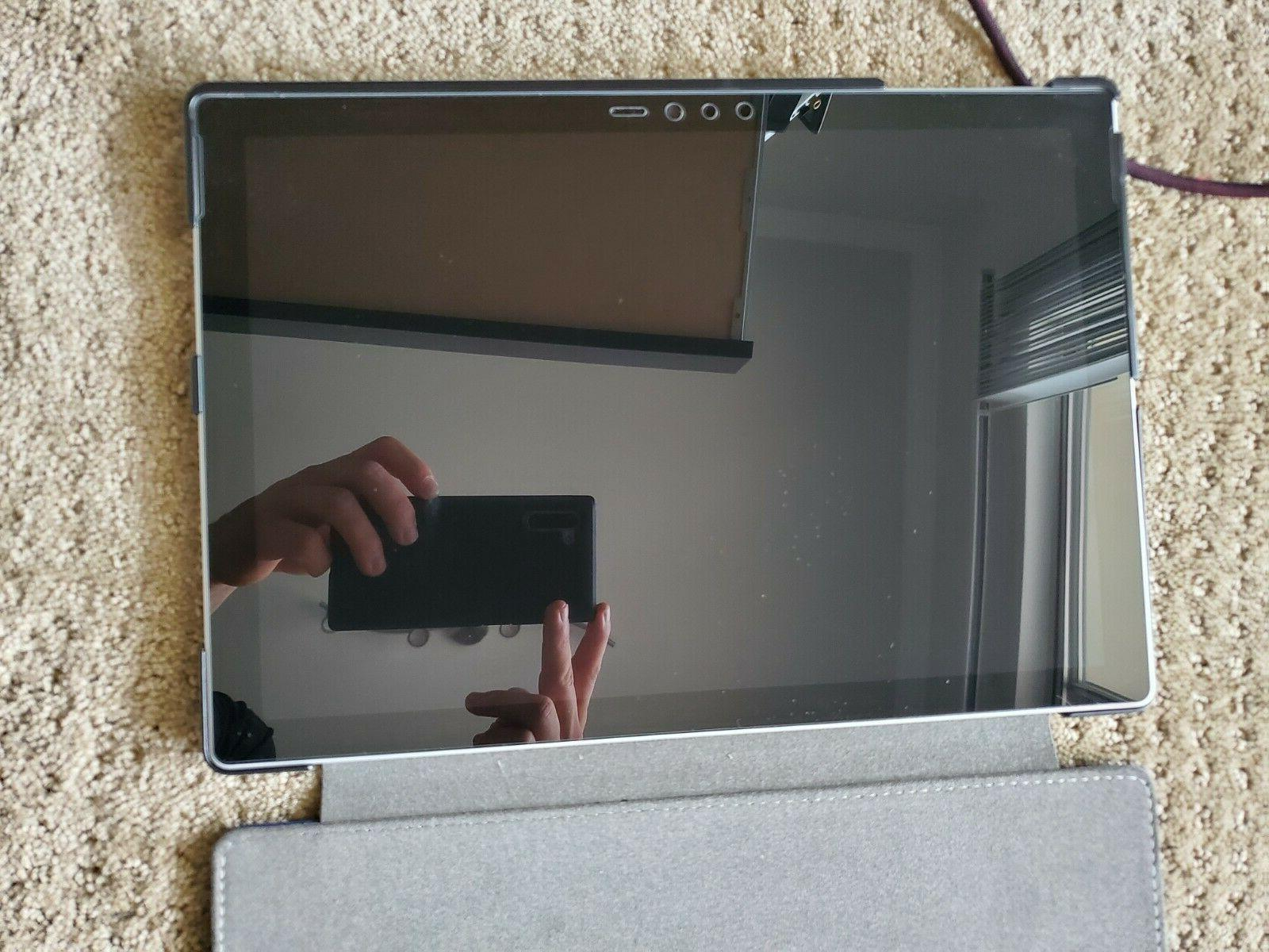 Microsoft Surface with Case and