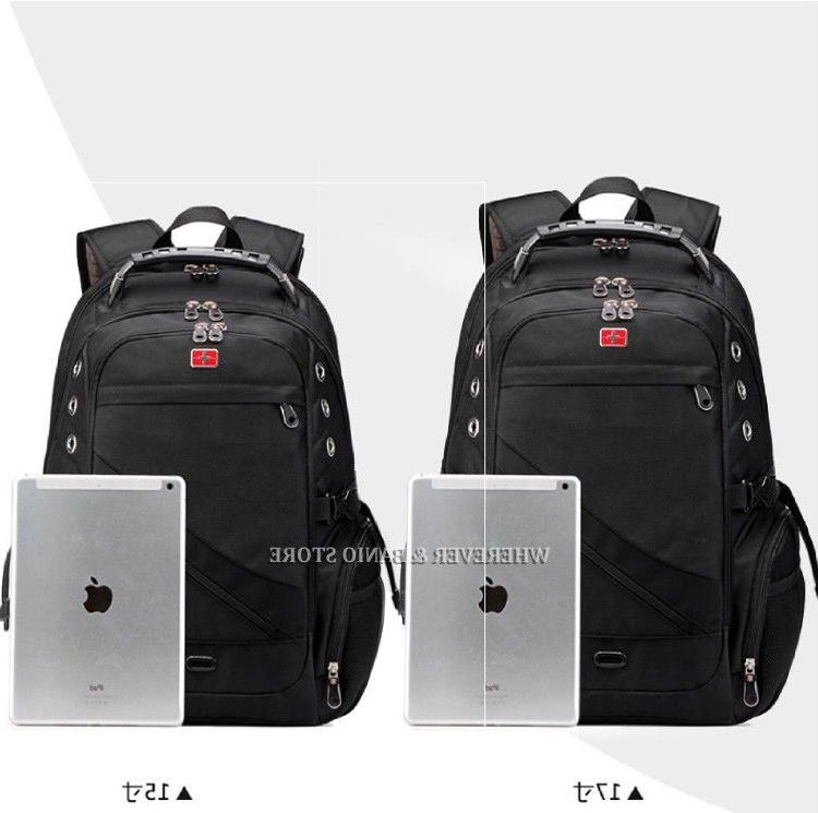 """Swiss 15"""" Backpack Bag Style Case 84"""