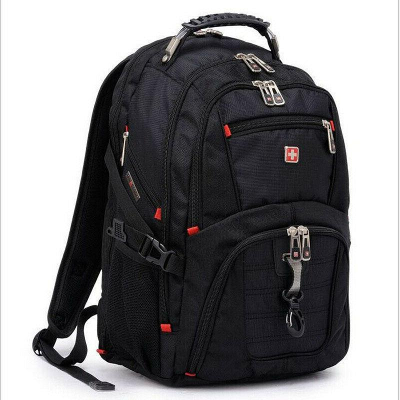 swissgear waterproof travel bag laptop backpack computer