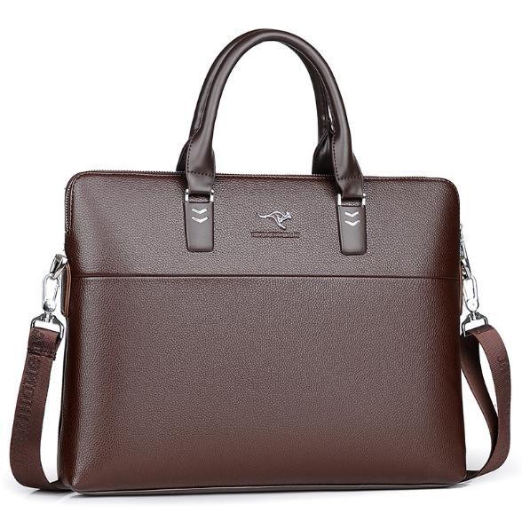 <font><b>Business</b></font> Shoulder Leather <font><b>Bags</b></font> Computer Men's Travel <font><b>Bags</b></font>
