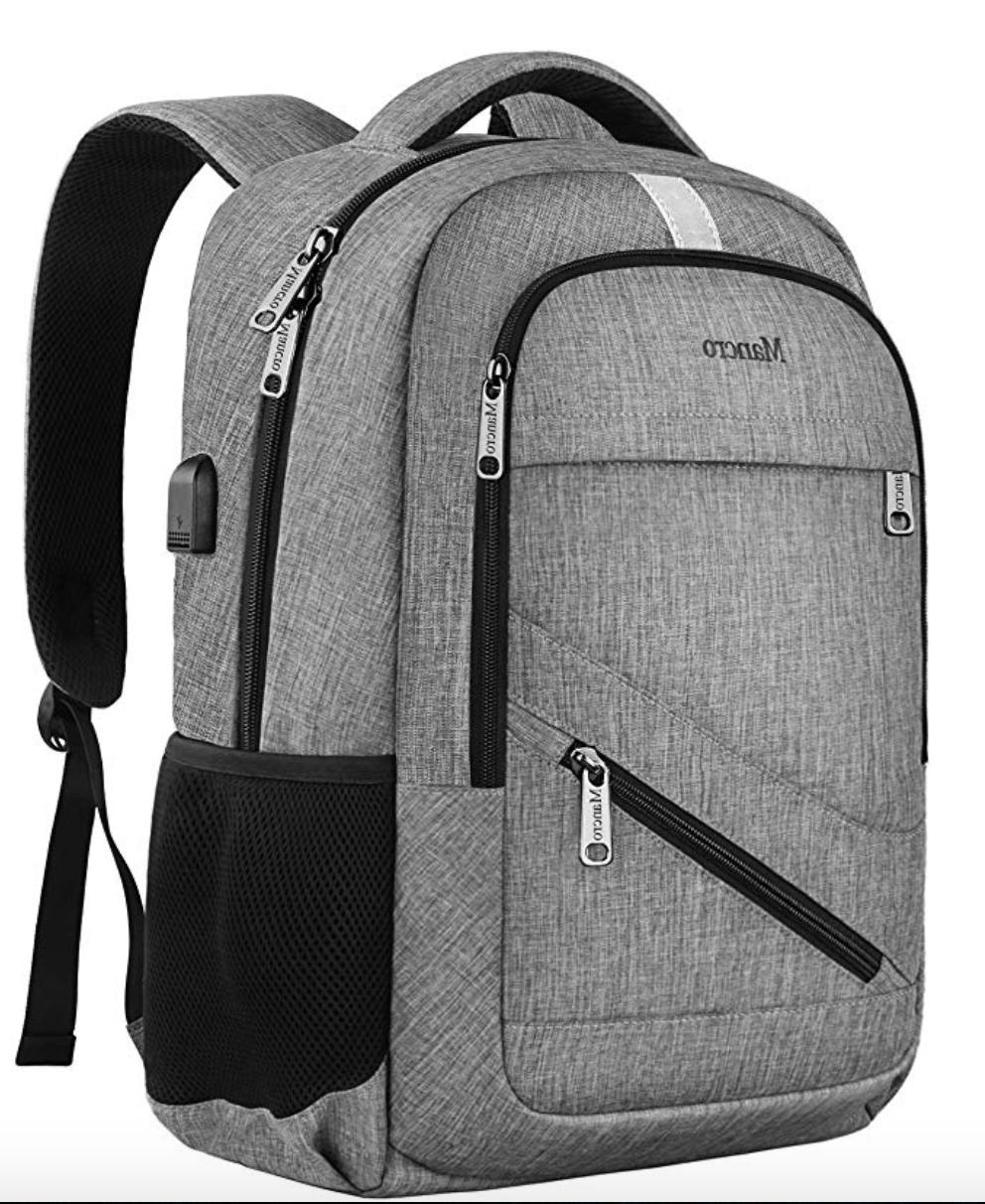 travel 15 6 laptop backpack anti theft