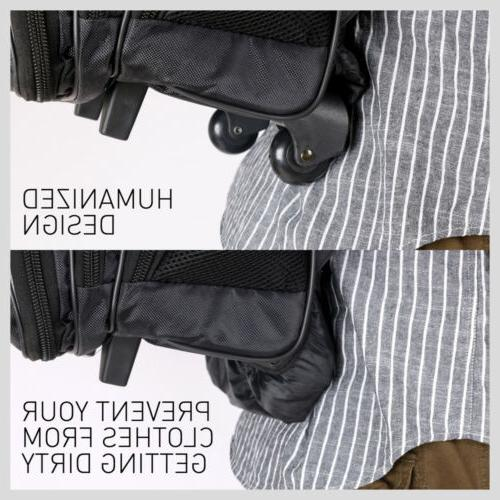Trolley Luggage Travel Laptop Wide straps