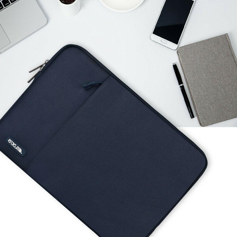 """Laptop Pouch Carry Bag 14"""" 15""""for Macbook HP Lenovo"""