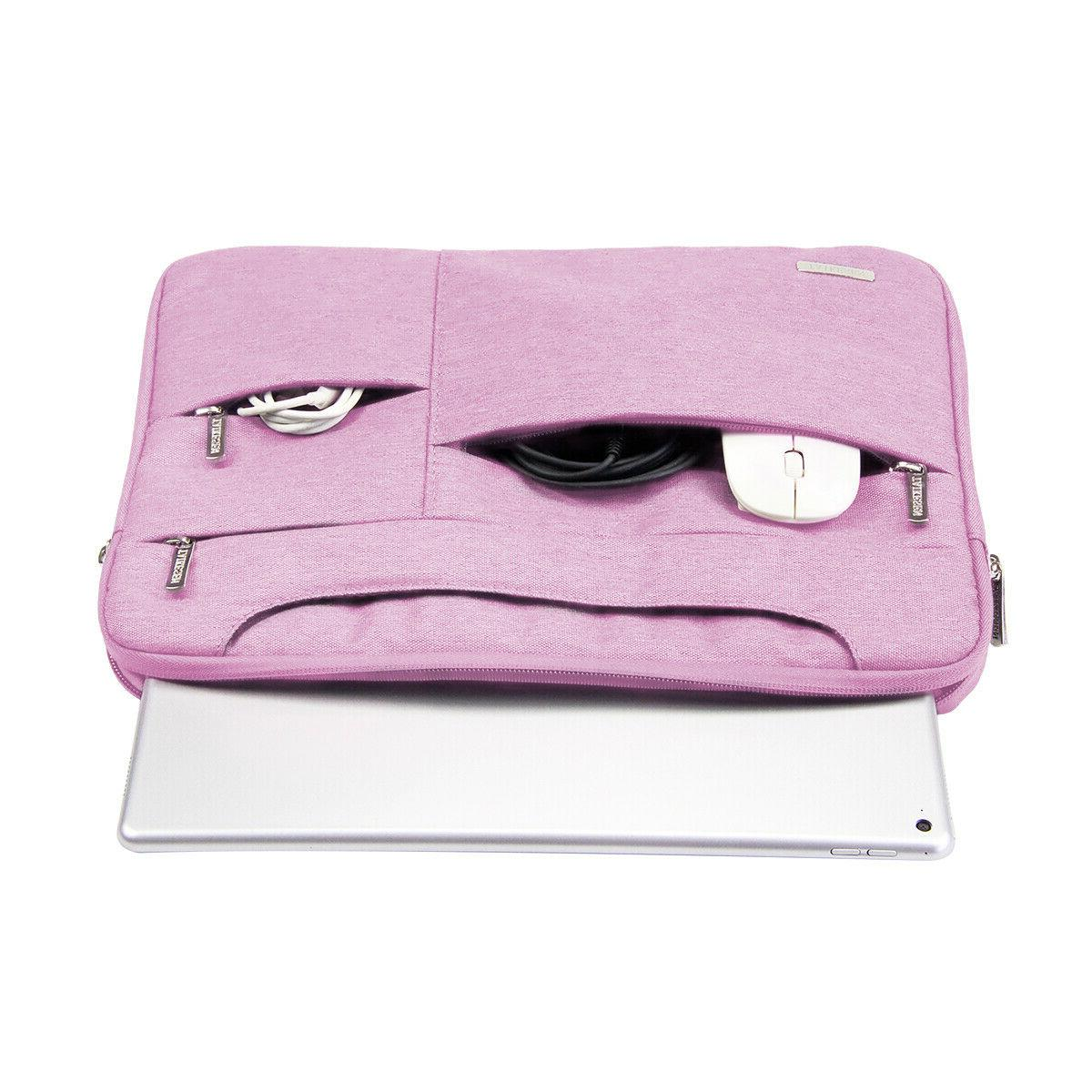 Water 11-13.3 Bag For iPad 6 Pink