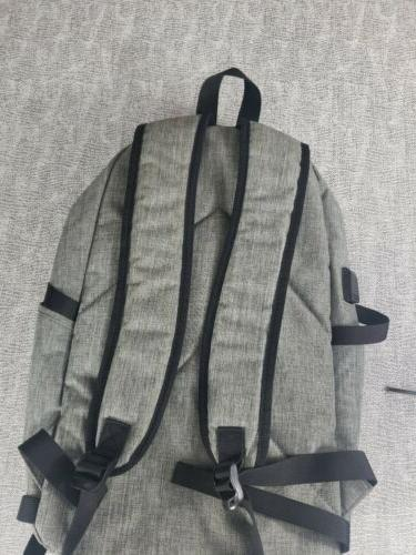 Mancro Laptop 17in Backpack a3