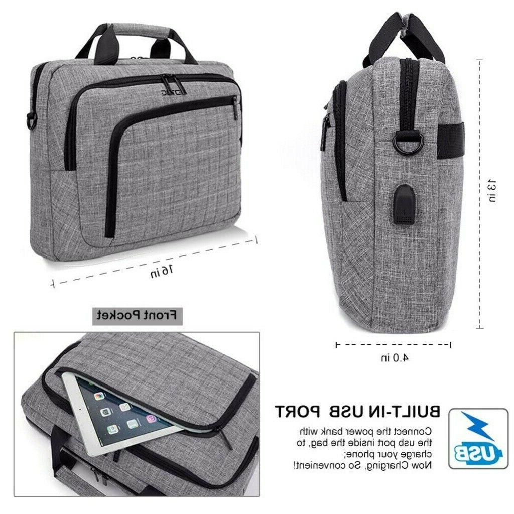 "DTBG 17.3"" Bag Bag Tablet Business Handbag"