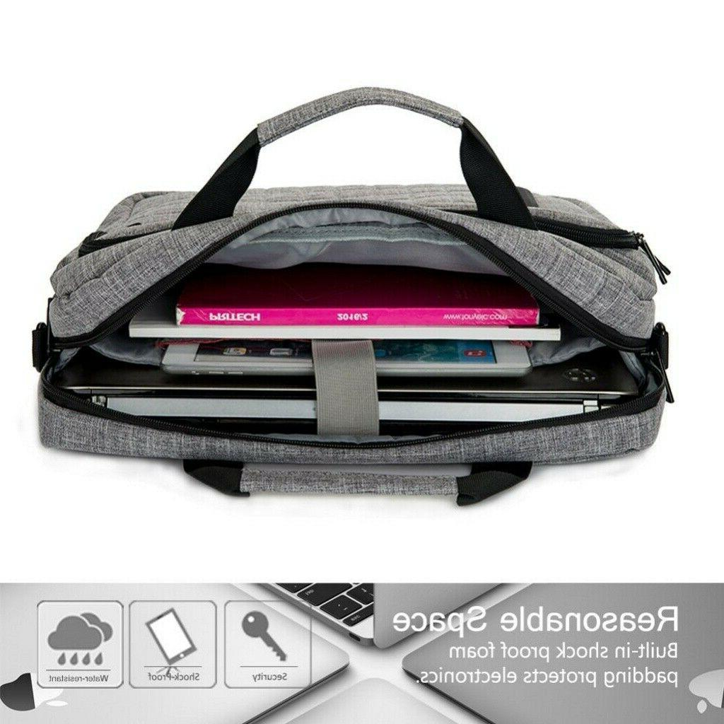 DTBG Waterproof Bag Tablet Business Handbag
