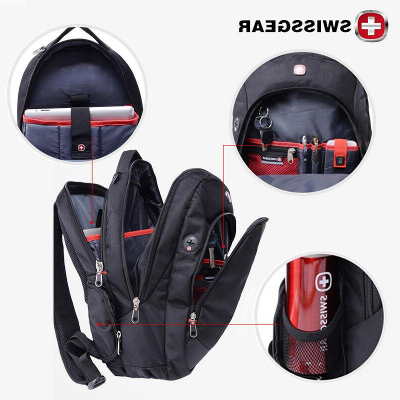 SwissGear Backpack School Travel Hiking