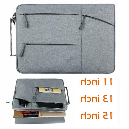 Waterproof Laptop Sleeve Carry Macbook Air 15