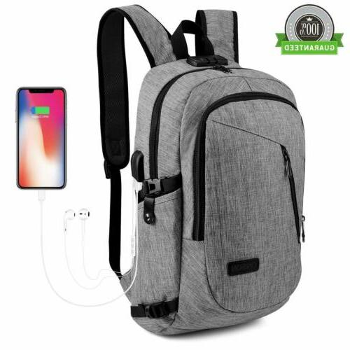 Anti Theft WaterProof Backpack School