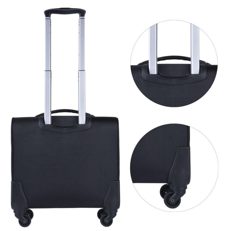 Wheelled Rolling Laptop 16 Inch Laptop Luggage