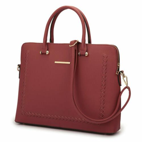 women handbag laptop satchel top handles work