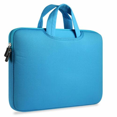 Zipper Laptop Bag Protect Cover Case Pouch For