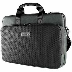 KROSER Laotop Bag Laptop Briefcase 15.6 Inch Shoulder Messen