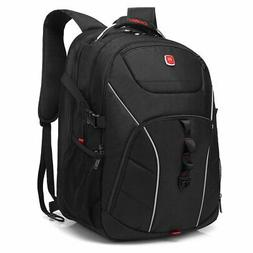 Laptop Backpack, CoolBELL 18.4 Inch Bag with USB Port Water-
