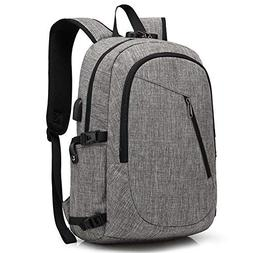 Laptop Backpack, Travel Computer Bag for Women & Men, Anti T