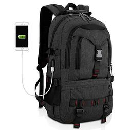 Laptop Backpack, Tocode Travel Backpack Contains Multi-Funct