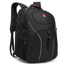 Laptop Backpack, CoolBELL 18.4 Inch Computer Bag with USB Po