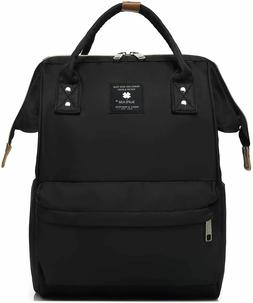 """Laptop Backpack Casual Daypack Wide Opening 15.6"""" Laptop Bag"""