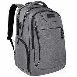 KROSER Laptop Backpack for 17.3 Inch Laptop Anti-Theft Large