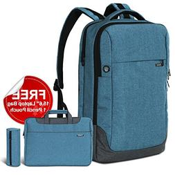Lifewit Laptop Backpack Slim Business Bags Anti-Theft Water
