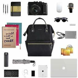KROSER Laptop Backpack Stylish Casual Bag with USB Port for