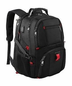 "Travel Laptop Backpack TSA, 17.3"" Business Computer Bag with"