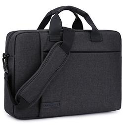 Laptop Bag 13.3 Inch,BRINCH Stylish Fabric Laptop Messenger