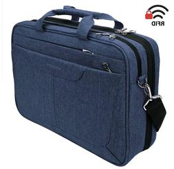 KROSER Laptop Bag 15.6 Inch Water-Repellent with RFID Pocket
