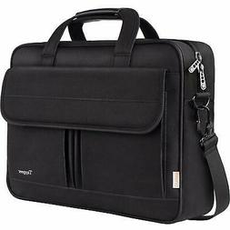 Laptop Bag 15.6 Inch,Water Resistant Briefcase, 15inch Expan