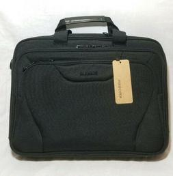 "Laptop Bag 17 inch Expandable 15.6""-17"" Briefcase Water-Repe"