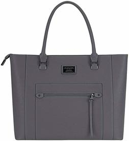 Laptop Bag for Women 15.6 inch Tote Bag Work Business Travel