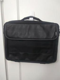 Laptop Bag from Carino New in Plastic! Black Briefcase sty