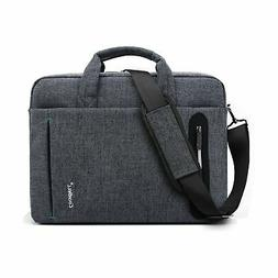 CoolBELL 17.3 inch Laptop Bag Messenger Bag Hand Bag Multi-c