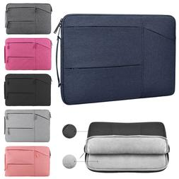 Laptop Bag Sleeve Case Notebook Computer Cover For MacBook H