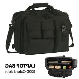 laptop bag tactical briefcase computer shoulder handbags